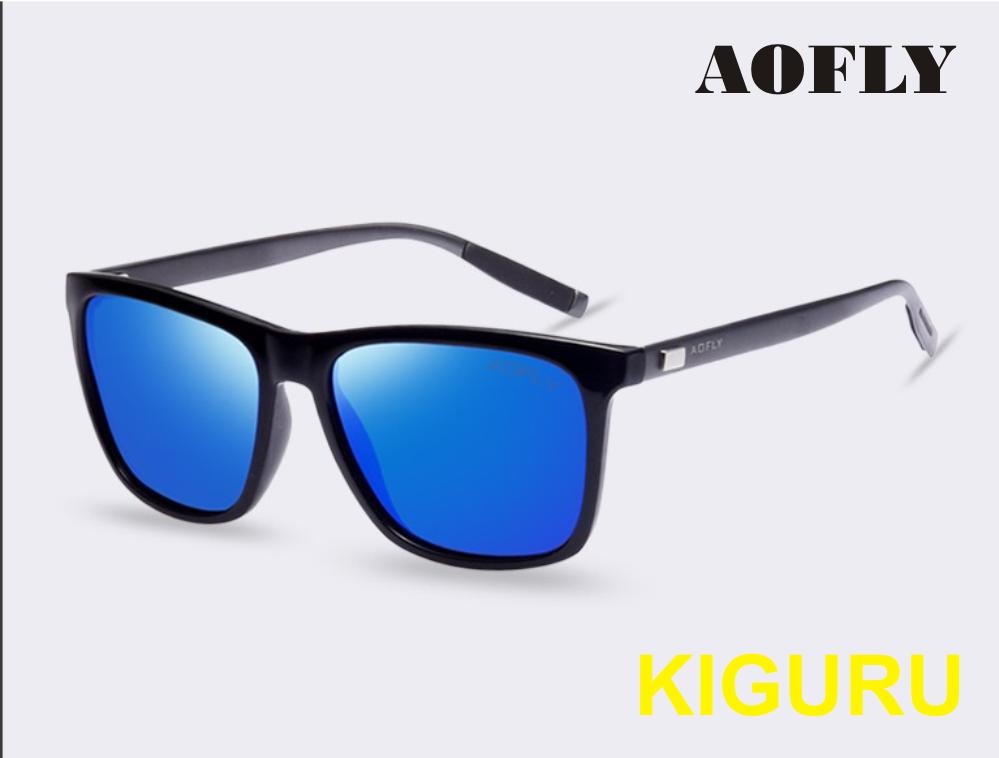 Авиаторы AOFLY солнцезащитные очки. Унисекс