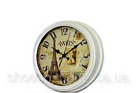 Настенные часы в стиле Шебби-шик Прованс