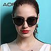 Cat Eye AOFLY солнцезащитные очки. Женские, фото 3