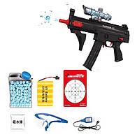 Автомат аккумуляторный с водяными снарядами, с аксессуарами, FU6803