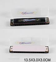 Губная гармошка, 2 цвета, 9816K1/K