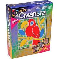 Набор для творчества Смальта Попугай, 307005