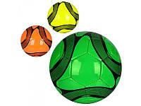 Мяч футбольный размер 5, ПУ, 3 вида, 3000-11ABC