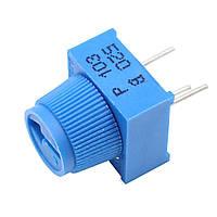 Змінний резистор, потенціометр 10К для Breadboard, фото 1