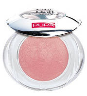 Pupa Румяна компактные с эффектом сияния Like A Doll Luminys Blush 3,5 g. №101  DELICATE PINK
