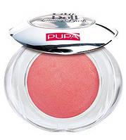 Pupa Румяна компактные с эффектом сияния Like A Doll Luminys Blush 3,5 g. №102 SHINY ROSE