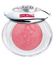 Pupa Румяна компактные с эффектом сияния Like A Doll Luminys Blush 3,5 g. №103 SATIN PINK