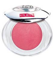 Pupa Румяна компактные с эффектом сияния Like A Doll Luminys Blush 3,5 g. №202 GOLD DESERT PINK