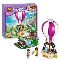 Конструктор BELA Friends воздушный шар, парк, фигурки, 260дет, 10546