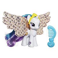Май литл пони Принцесса Селестия с волшебными крыльями Делюкс. Оригинал Hasbro