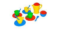 Набор игрушечной посудки Чайный сервиз, ОРИОН 924