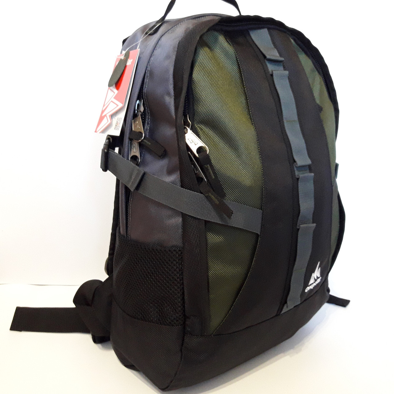 Мужской надежный рюкзак 27 л One polar W921 прочный долговечный