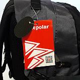 Мужской надежный рюкзак 27 л One polar W921 прочный долговечный, фото 4