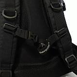 Мужской надежный рюкзак 27 л One polar W921 прочный долговечный, фото 7