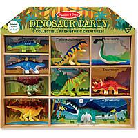 Игровой набор Melissa & Doug Динозавры (MD2666)