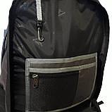 Мужской надежный рюкзак 27 л One polar W921 прочный долговечный, фото 9