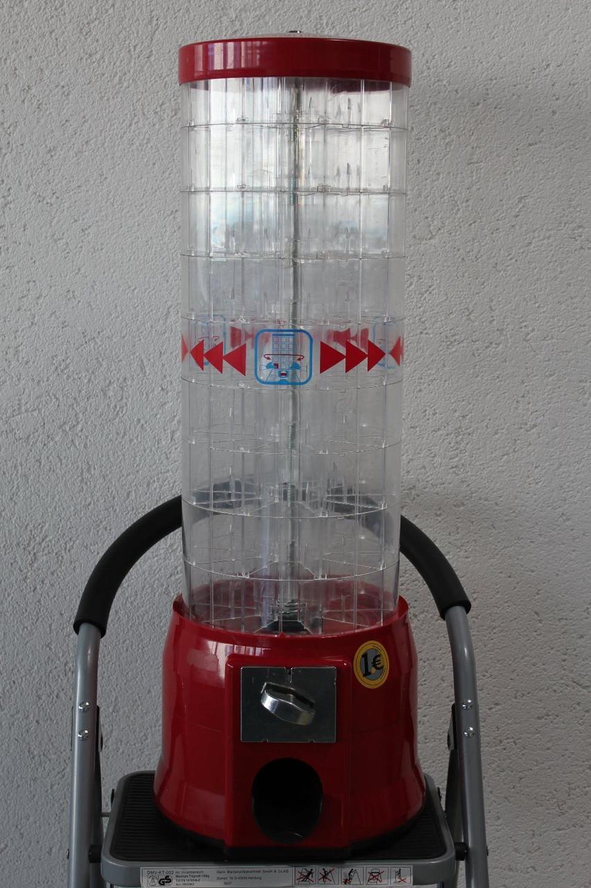Автомат (вендинговый)  для продажи орехов ,снеков