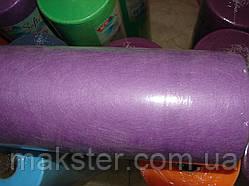 Простынь одноразовая, лиловая, 20гр/м 0,8 х 100м, фото 2