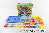 Набор для творчества, пластилин 5 цветов, аксессуары, KA4018