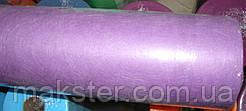 Простынь одноразовая, лиловая, 23гр/м 0,6 х 100м, фото 2