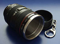 Подарок для фотографа термокружка объектив подарунок рюмка термо чашка кружка в форме объектива