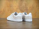 Кроссовки Adidas gazelle Beige. Живое фото. Топ качество! (Реплика ААА+), фото 4