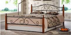 Кровать AT-815 (Bogfran)