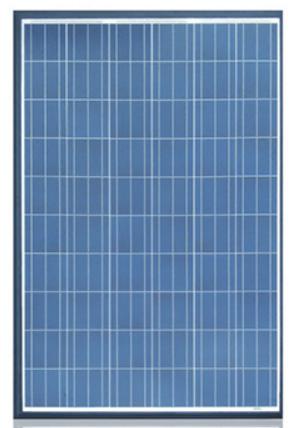 Солнечная батарея ChinaLand 270 Вт 24В поликристаллическая BIPV 60P-B 270W