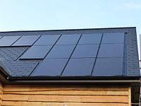 Солнечная батарея ChinaLand 270 Вт 24В поликристаллическая BIPV 60P-B 270W, фото 2