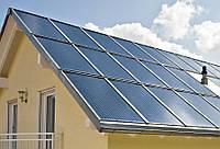 Солнечная батарея ChinaLand 270 Вт 24В поликристаллическая BIPV 60P-B 270W, фото 5