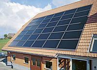 Солнечная батарея ChinaLand 270 Вт 24В поликристаллическая BIPV 60P-B 270W, фото 6