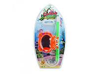 Набор для плавания: маска-регулируемым ремешком, 4 цвета, BF20