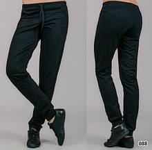 Трикотажні брюки жіночі Класика (чорні)