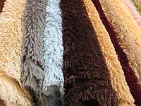 Меховое одеяло-покрывало с длинным ворсом 220x240