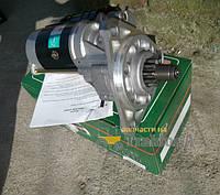 Редукторный стартер Slovak (усиленный) 2,8 кВт 12 Вольт МТЗ, ЮМЗ, Т-40, Т-25, ЗИЛ-5301