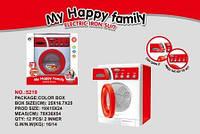 Детская стиральная машина Metr+ (5219)