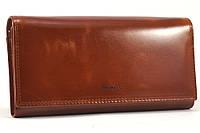 Женский кошелек на магнитах Ivorx 5242 Brown
