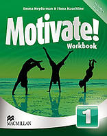 Motivate 1 Workbook with Audio CDs (Проект № 9)
