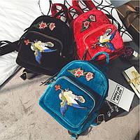 Рюкзак с вышивкой 301001