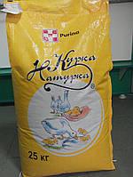 10030 Курка Натурка Гуска та качка Стартер ( для качок та гусок протягом всього періоду годування) 25кг