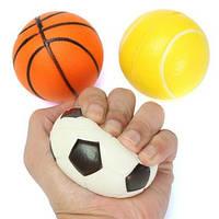 Мини мяч антистресс 6.3см