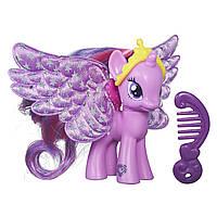 Май литл пони Принцесса Твайлайт Спаркл с волшебными крыльями Делюкс. Оригинал Hasbro