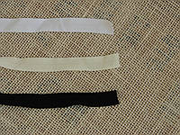 Бейка матовая - Е2366-15, ширина 15мм(нарезаем от 100м)