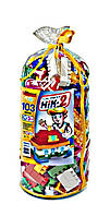 """Конструктор дит. """"НІК-2"""" (103 дет.), в пакете 30*12см, ТМ Юніка, Україна(0897)"""