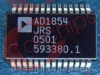 Аудио ЦАП стерео ADi AD1854JRS DAC STEREO 96KHZ 5V 28SSOP
