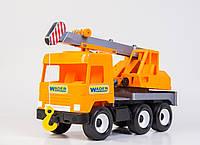 "Машина ""Middle truck"" кран Сity, в кор.44*26*20 см.,(10шт), ТМ Wader(39313)"
