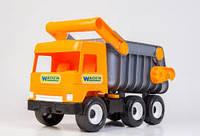 "Машина ""Middle truck"" самоскид City, в кор.44*26*20 см.,(10шт), ТМ Wader(39310)"