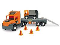 """Машина """"Super Truck"""", с мусоровозом, в кор. 27*80*20 см, ТМ Wader (шт)(36730)"""