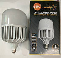 Лампа светодиодная LedStar 36W Е27 6500К