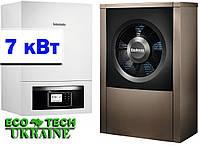 Тепловой насос (Buderus) Logatherm WPL 7 AR серии B, E, T, TS